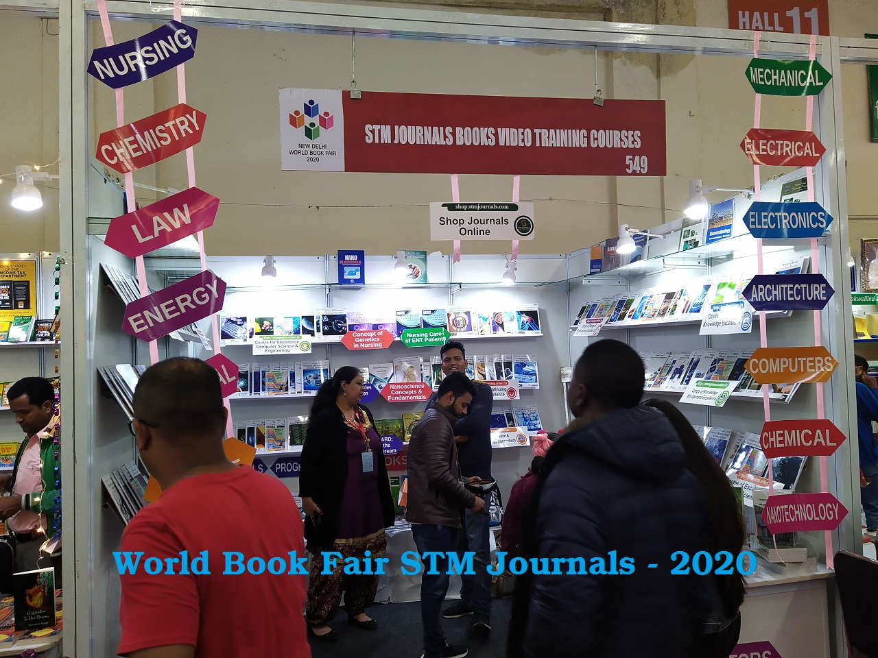 World Book Fair STM Journals 2020
