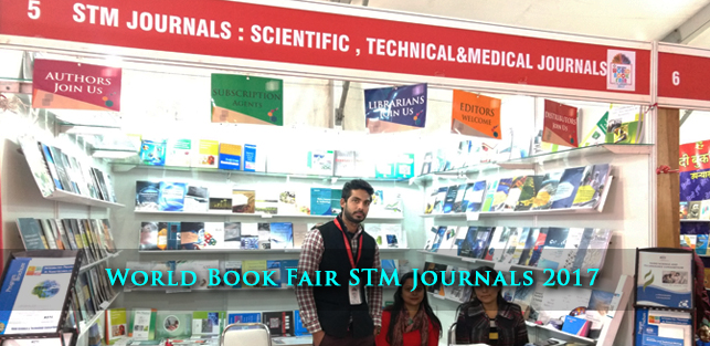 World Book Fair STM Journals 2017